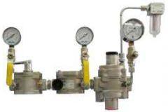 Cavalete de Redução de Pressão de Gás
