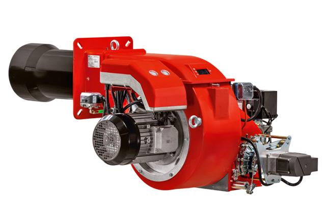 Queimadores a Gás - Série P/XP Modulantes