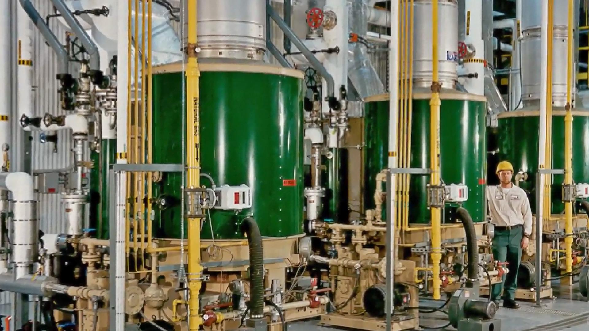 A importância da manutenção periódica de caldeiras