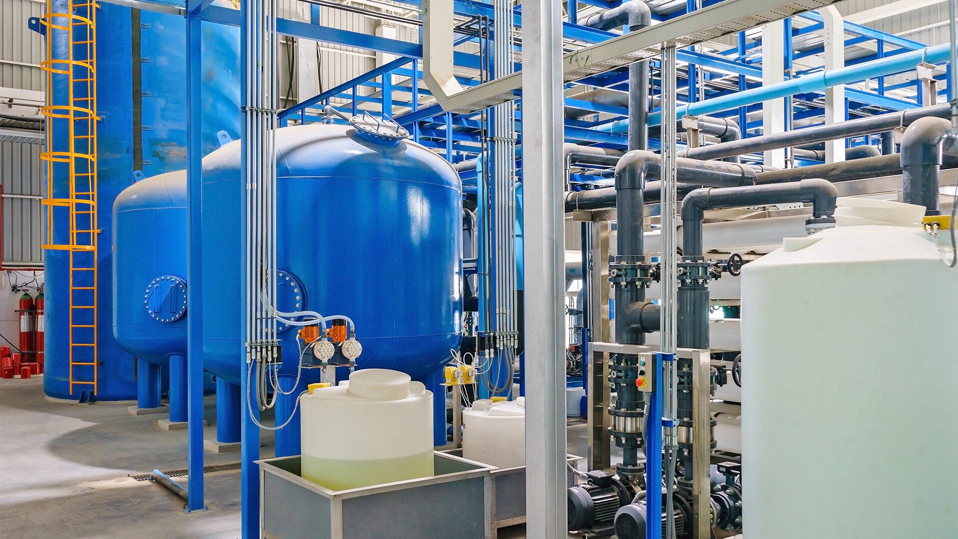 A importância do tratamento de água para a eficiência da caldeira